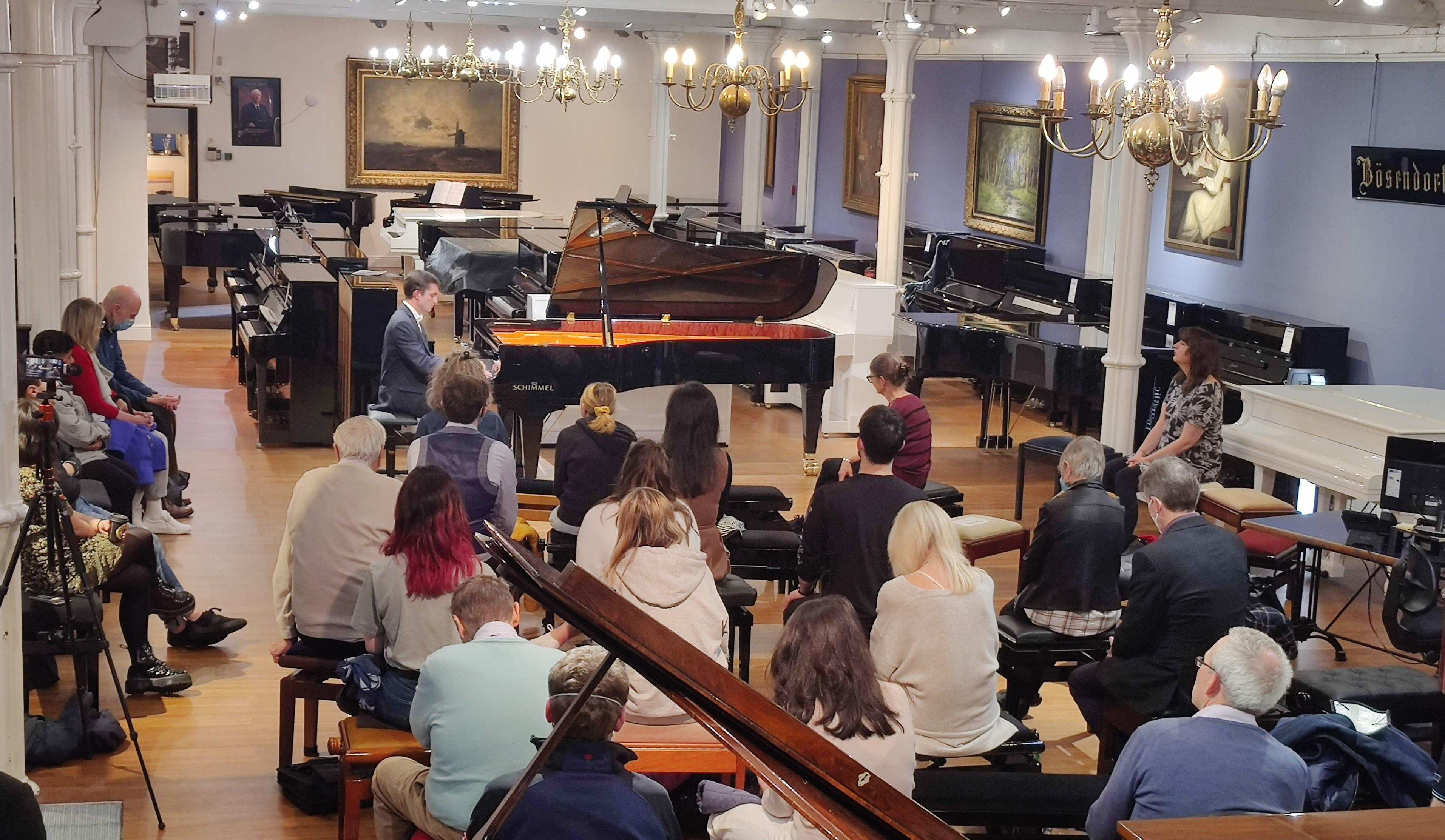 Matthew's Recital - 1