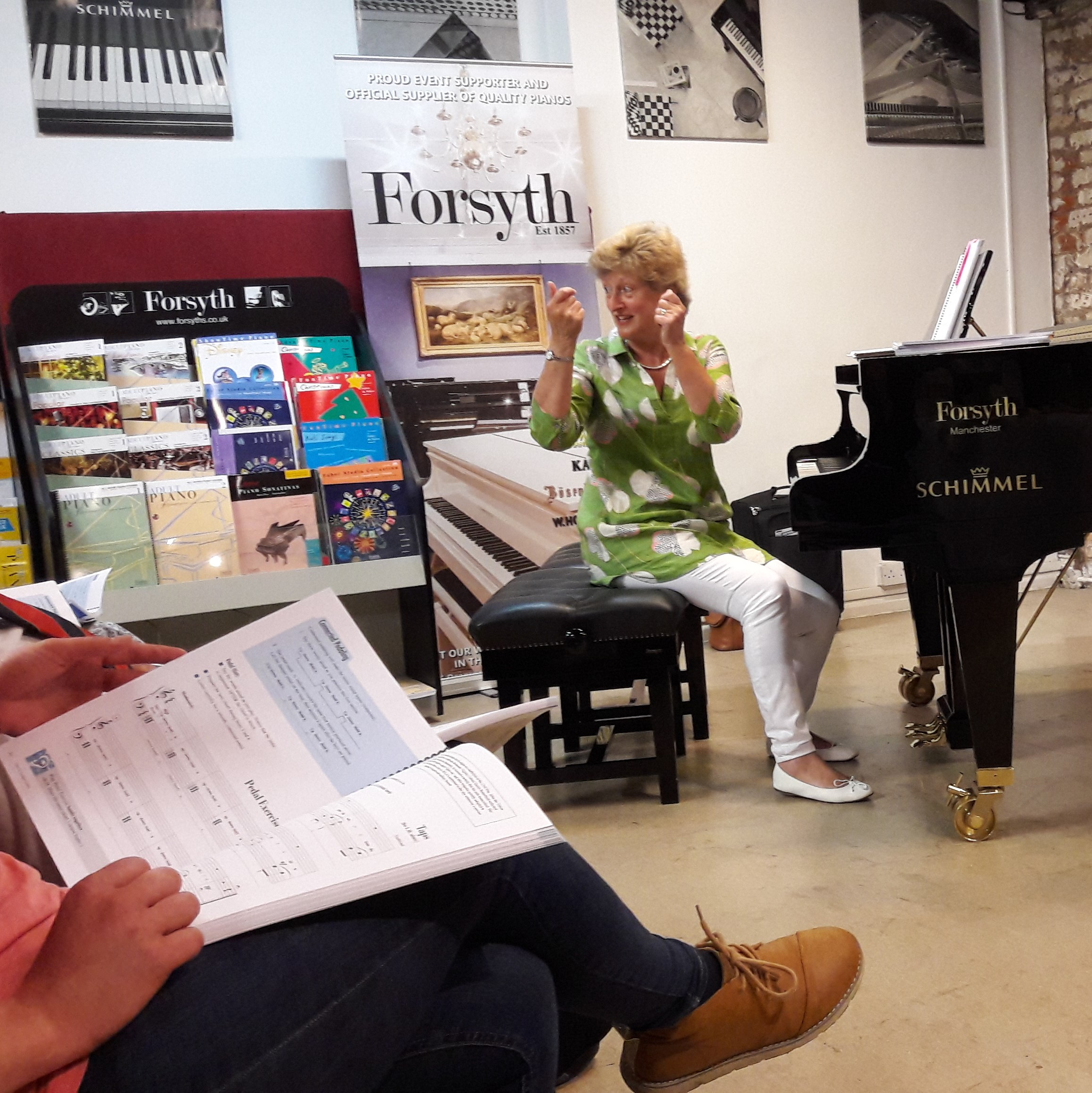 PAST EVENTS - Forsyths Music Shop