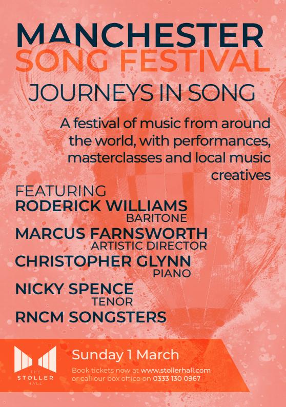 Manchester Song Festival